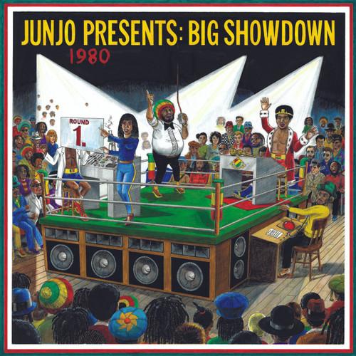 Junjo Presents Big Showdown - Roots Radics
