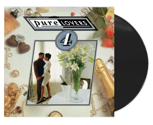 Pure Lovers 4 - Various Artists (LP)