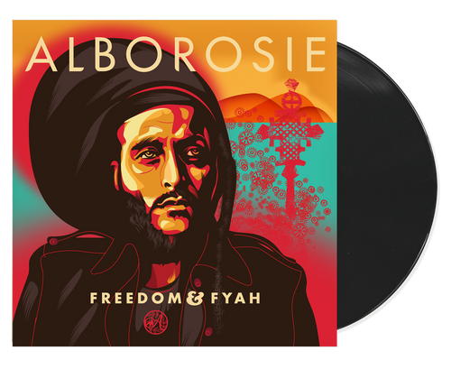 Freedom & Fyah - Alborosie (LP)