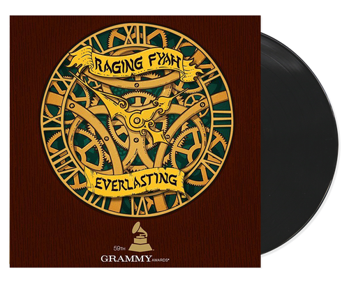 Everlasting - Raging Fyah (LP)