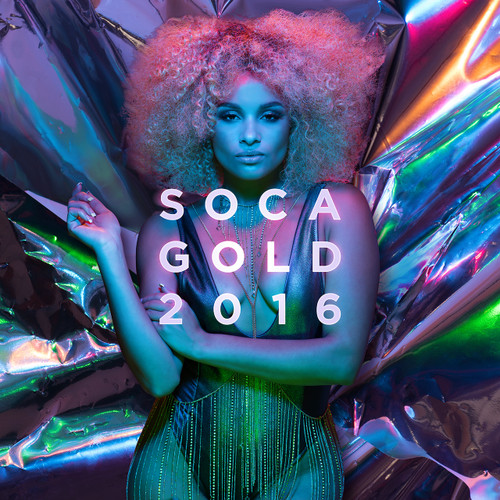 Soca Gold 2016 (Cd/dvd) - Various Artists