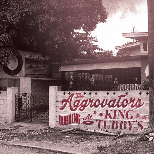 Dubbing At King Tubby's - The Aggrovators