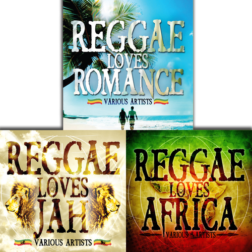 Reggae Loves Series Bundle - (3CD Set)