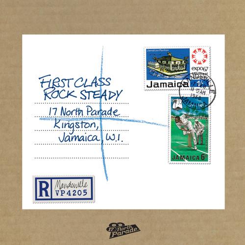 First Class Rock Steady (2cd Set) - Various Artists