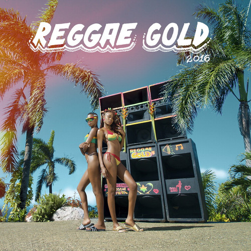Reggae Gold 2016 (2cd) - Various Artists (HD Digital Download)