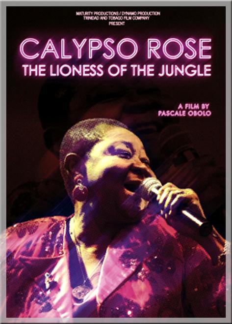 The Lioness Of The Jungle - Calypso Rose (DVD)