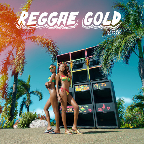 Reggae Gold 2016 (2cd) - Various Artists