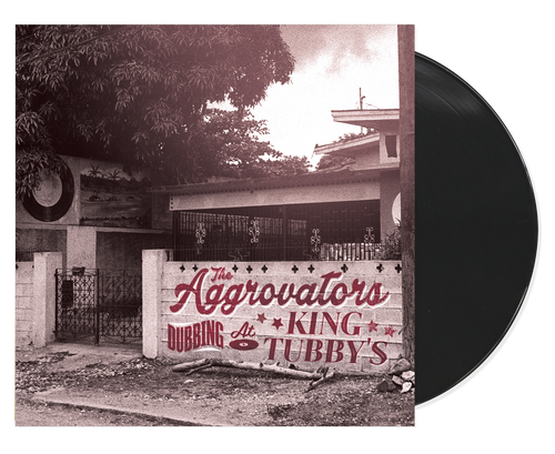 Dubbing At King Tubbys Vol1  (2lp) - The Aggrovators (LP)