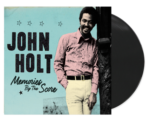 Memories By The Score (2lp Set) - John Holt (LP)