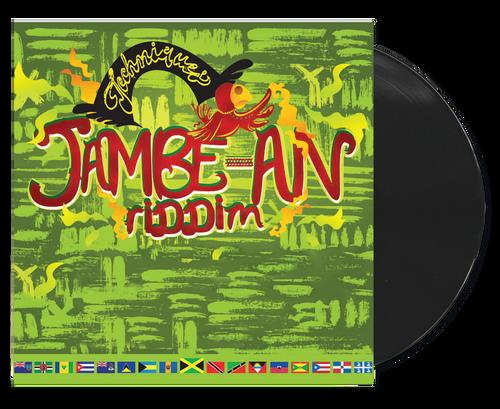 Jambe An Riddim - Various Artists (LP)