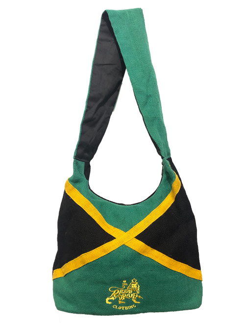 Jamaica Flag Bag Shoulder