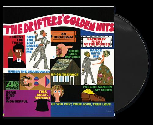 The Drifters Golden Hits - Drifters (LP)