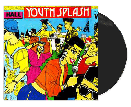 Dancehall Youth Splash 1 - Various Artists (LP)