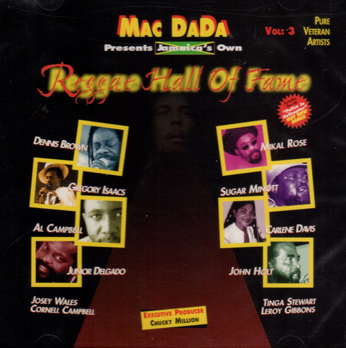 Reggae Hall Of Fame Vol.3 - Various Artists