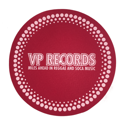 Red - Vp Turntable Mats