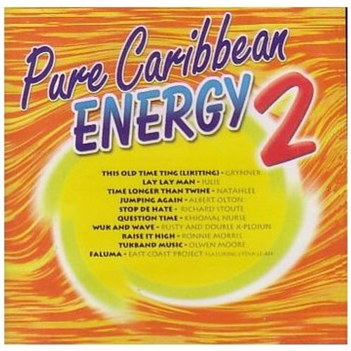 Pure Caribbean Energy 2 - Various Artists