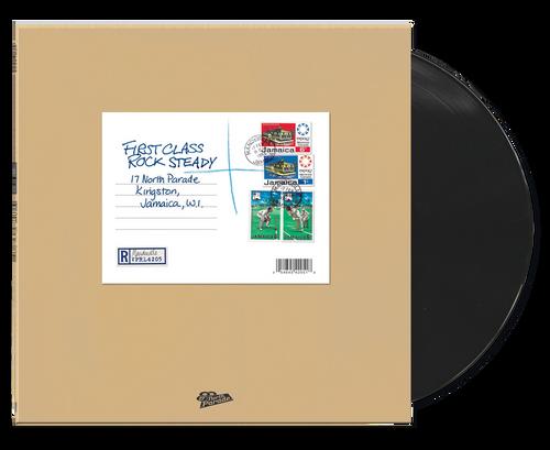 First Class Rock Steady (2lp Set) - Various Artists (LP)