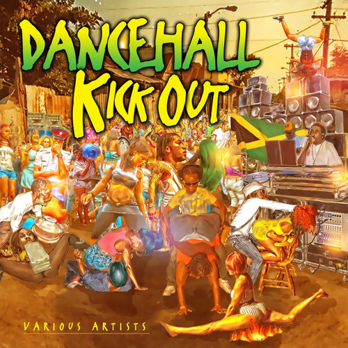 Dancehall Kick Out - Various Artists