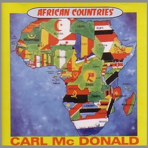 African Countries - Carlton Mcdonald