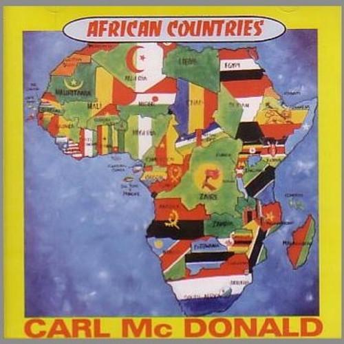 African Countries - Carlton Mcdonald
