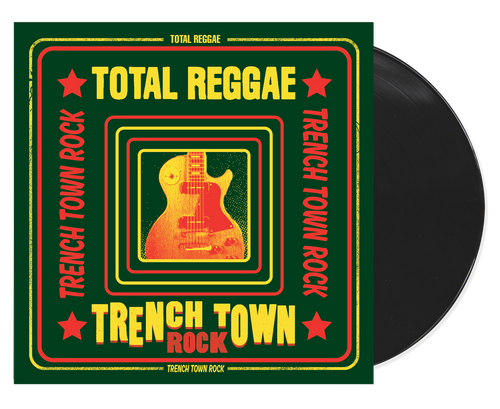 Total Reggae Trench Town Rock - Various Artists (LP)