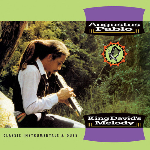 King David's Melody - Augustus Pablo (HD Digital Download)