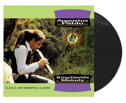 King David's Melody - Augustus Pablo (LP)