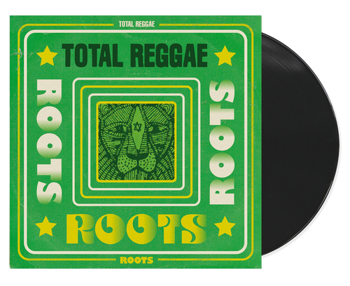 Total Reggae Roots - Various Artists (LP)
