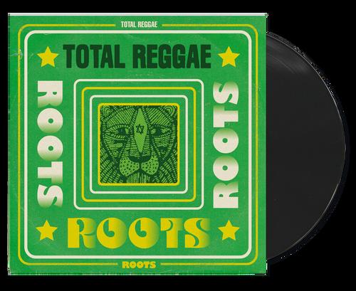 Total Reggae Roots - Various Artists (LP)