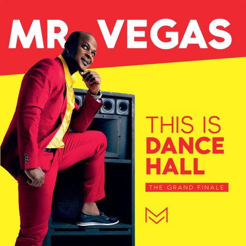 This Is Dancehall - Mr Vegas