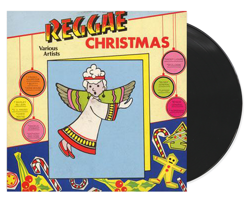 Reggae Christmas - Various Artists (LP)