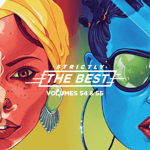 Strictly The Best Vol 54 & 55 (4cd Set) - Bundle Set