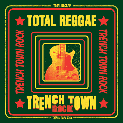 Total Reggae Trench Town Rock(2cd Box Set) - Various Artists