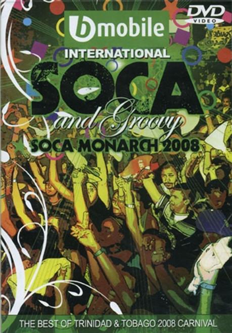 Int'l Soca & Groovy Soca Monarch 2008 - Various Artists (DVD)