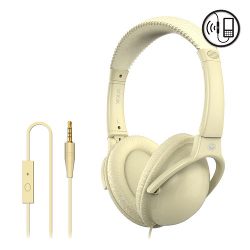 Cream MQbix Headphone w/ Mic
