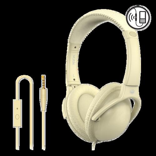 Cream MQbix Headphone w/ Mic