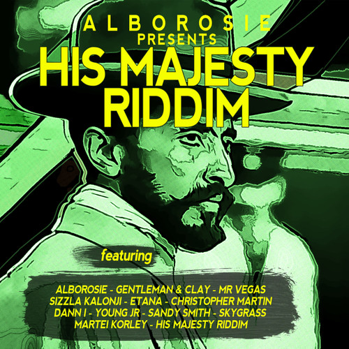 Alborosie Presents His Majesty Riddim - Various Artists
