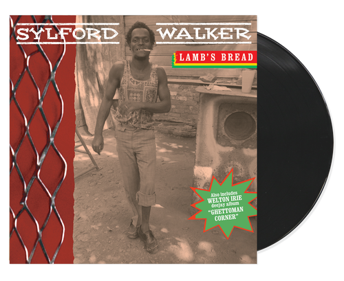 Lamb's Bread - Sylford Walker (LP)