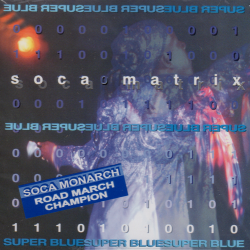 Soca Matrix - Super Blue