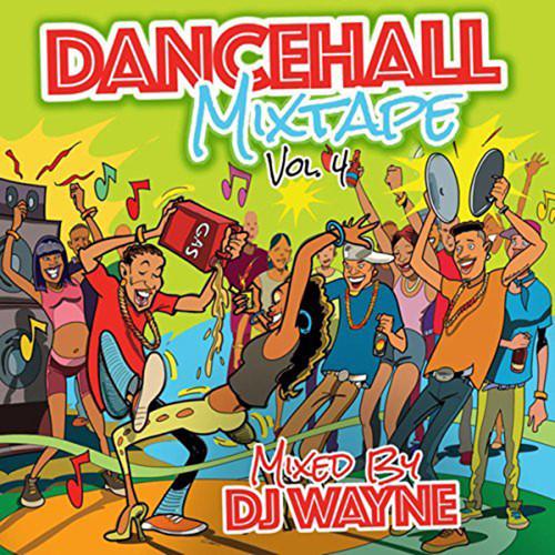 Dancehall Mixtape Vol.4 - Various Artists