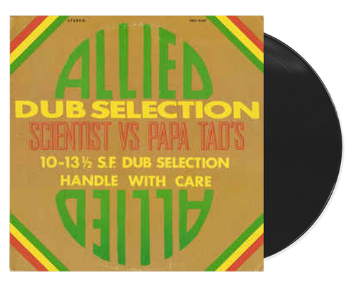 Allied Dub Selection - Scientist Vs Papa Tads (LP)