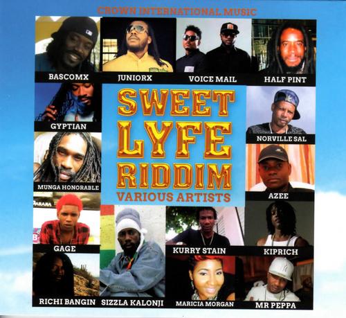 Sweet Lyfe Riddim - Various Artists