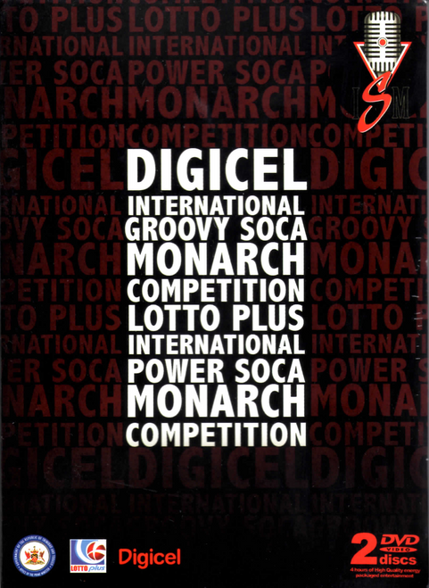 International Soca & Groovy Monarch 2015 - Various Artists (DVD)