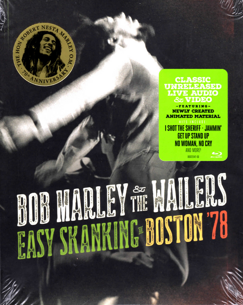 Easy Skanking In Boston '78 - Bob Marley (DVD)