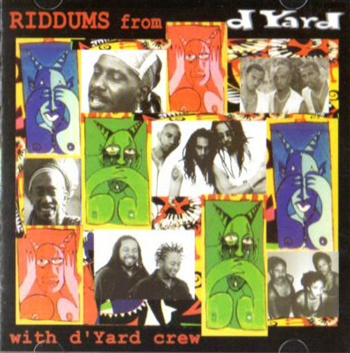 Riddums From D'yard - Various Artist