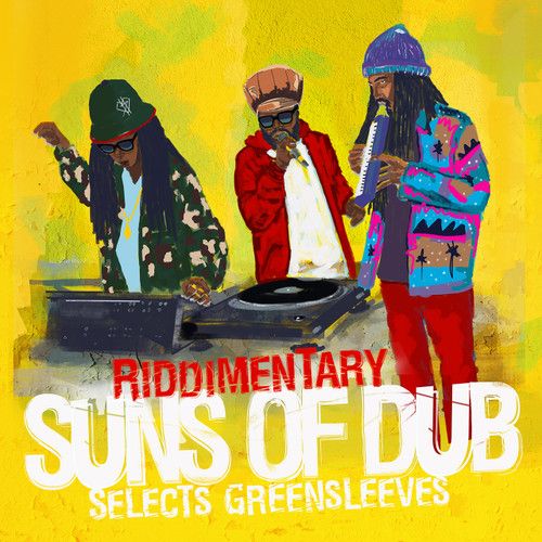 Riddimentary-suns Of Dub Select Greensleeves - Suns Of Dub