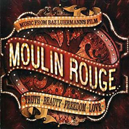 Moulin Rouge Music Form Baz Luhrmann's Flim - Various Artists