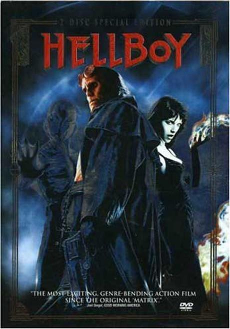 Hellboy - Ron Perlman (DVD)