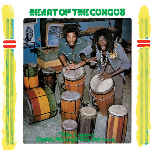 Heart Of The Congos (3cd) - Congos (HD Digital Download)