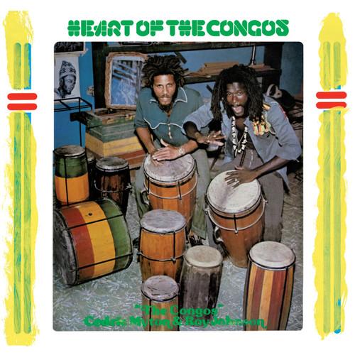 Heart Of The Congos (3cd) - Congos (HD Digital Download)